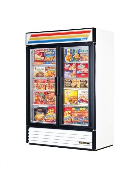 Merchandising Freezers