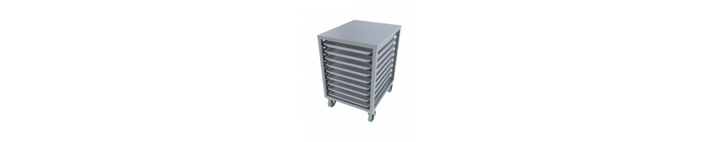 Stainless Steel Food Storage and Transport