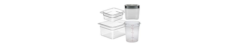 معدات تخزين الأطعمة في المطاعم