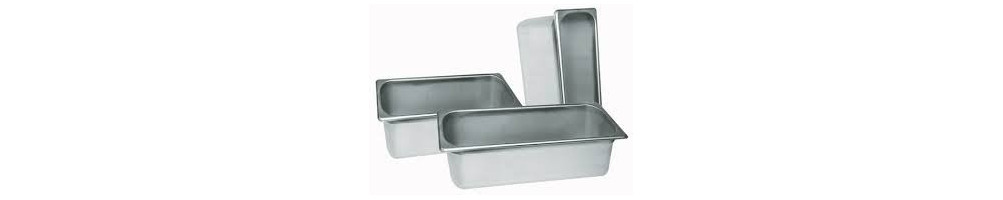 Buy Stainless Steel Steam Table Food Pans and Accessories in Saudi Arabia, Bahrain, Kuwait,Oman