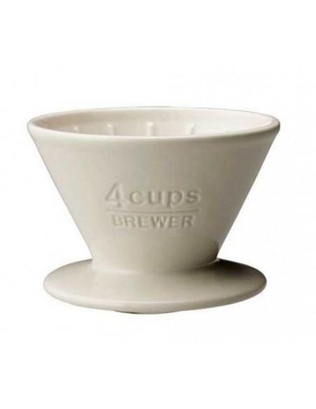 أدوات ترشيح القهوة اليدوية