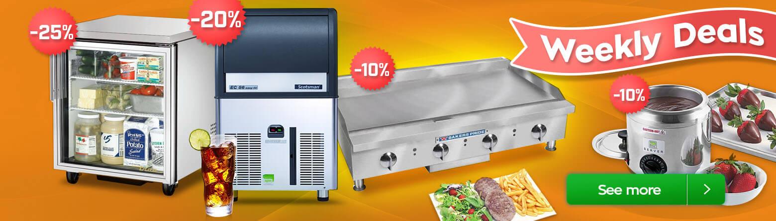 Restaurant Equipment & Kitchen Equipment Supplier in Dubai, Abu