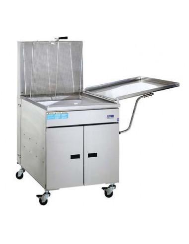 Pitco 24F High Capacity Food and Fish Gas Fryer