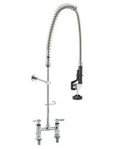 Encore Kl66-1000-BR Pre-Rinse Deck faucet