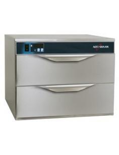 ألتو شام 500-2D - خزانة تسخين الطعام مزودة بدرجين