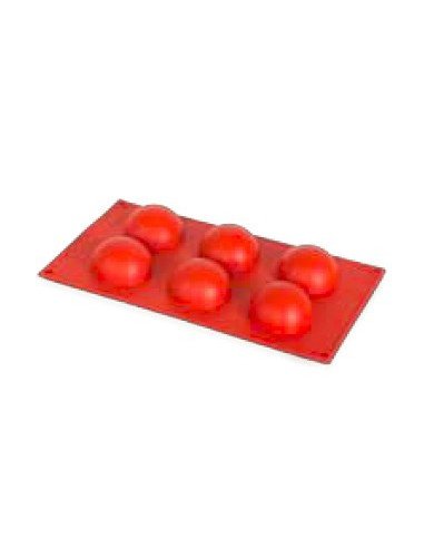 KAPP Mould Silicone Half Sphere
