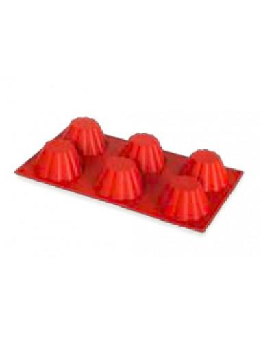 KAPP Silicone Brioche Mould