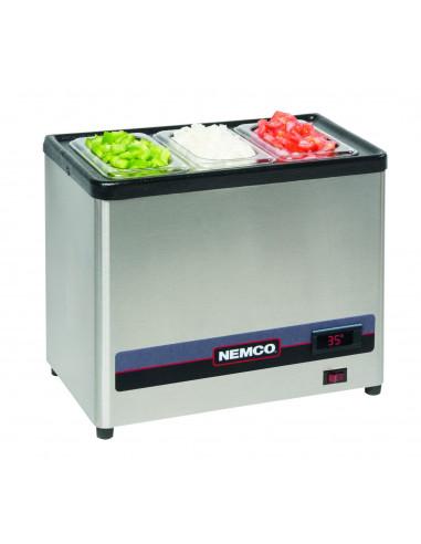 Nemco 9020-3-220 Cold Condiment Chiller