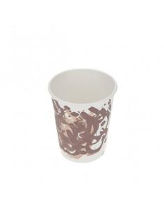 Arkan Camel Bon Single wall cups 9oz with lids