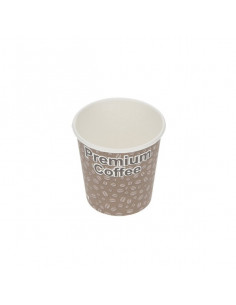 Arkan Premium coffee Single wall cups 4oz without lids