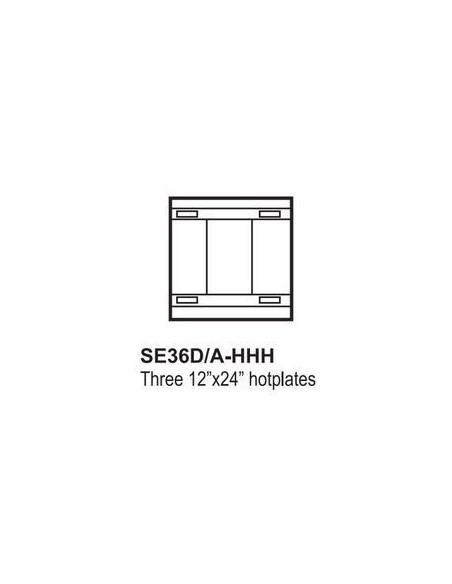 (SE36D-HHH) فرن ساوثبند الكهربائي