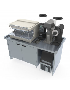 Miran SS Barista Station Small Model