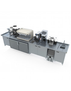 Miran SS Barista Station Large Model