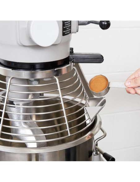 Globe SP20 Gear Driven 20 Qt. Commercial Planetary Stand Mixer