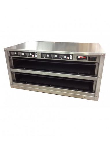 (MC223P-2T) دولاب للحفاظ على درجة حرارة الطعام