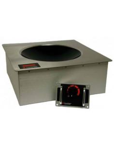Cooktek MWDG2500 Drop-in Induction Wok