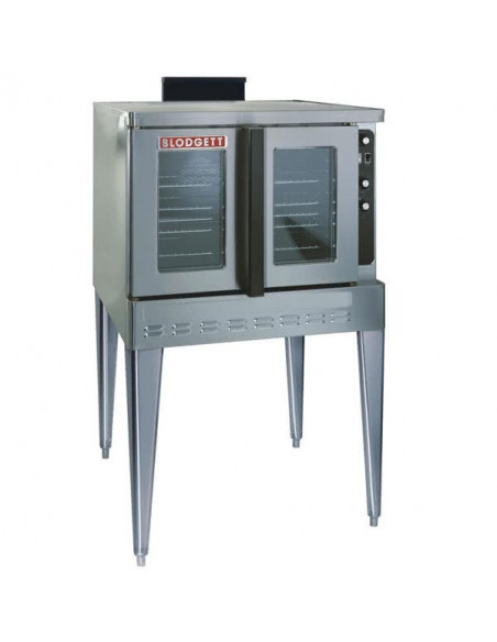 Blodgett DFG100 SGL Single Standard Depth Gas Convection Oven