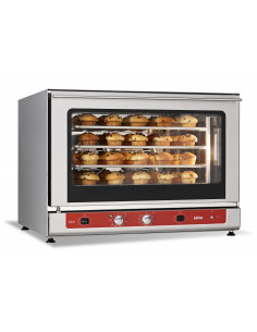 Salva LT-4+H Convection Oven 4 Trays