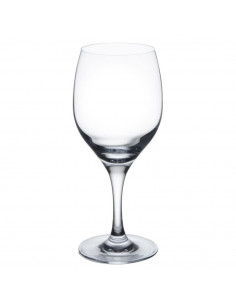 Libbey 3011 Perception 14 oz. Customizable Tall Goblet