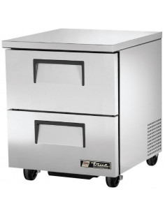 True TUC-27D-2 Two Drawers Undercounter Refrigerator
