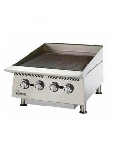 Star 8024CB Gas Charbroiler - Ultra-Max