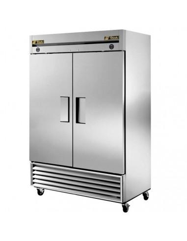 True T-49DT Two Doors Dual Temperature Refrigerator/Freezer