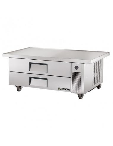 True TRCB-52-60 132cm 2Drawers Refrigerated Chef Base