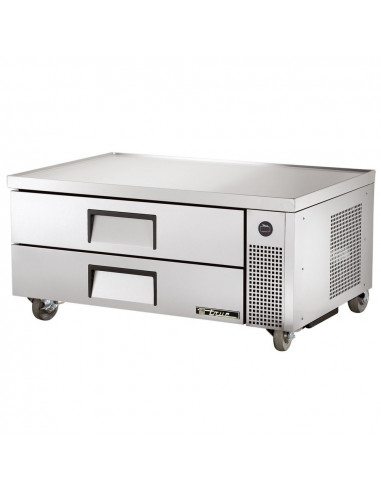 True TRCB-52 132cm 2Drawers Refrigerated Chef Base