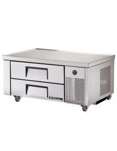 True TRCB-48 122cm 2Drawers Refrigerated Chef Base