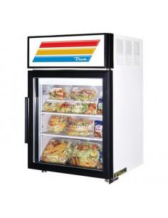True GDM-5 Glass Door Counter-top Refrigerator 110V