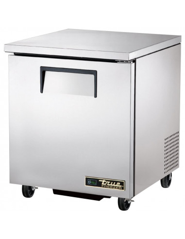 True TUC-27F One Door Undercounter Freezer
