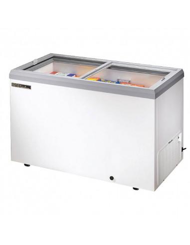 True TFM-51FL Glass Top Freezer