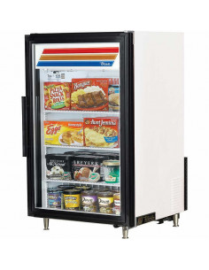 True GDM-7F Glass Door Freezer 110V