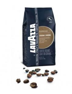 قهوة لافازا الكريمية بنكهة ورائحة مركزة