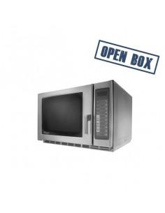 [Open Box] Menumaster Microwave Rcs10Mpsa 1000 W, Heavy Volume 110 Volts