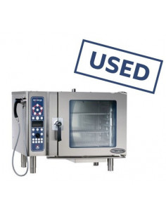 [USED] Alto-Shaam 6.10ESI-D/SK Combi Oven