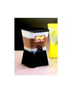 Tablecraft Black 3 Gallon Beverage Dispenser