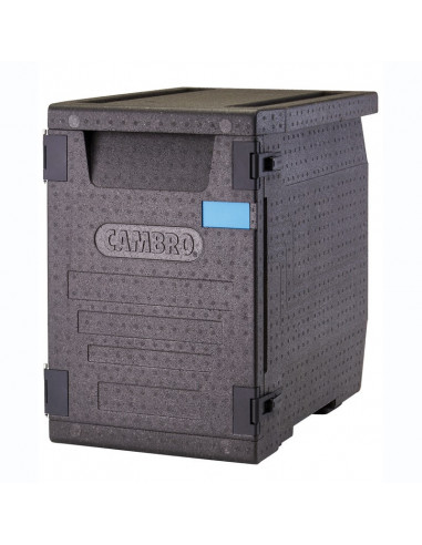 (EPP400110) صندوق حفظ الطعام الحراري، يفتح من الأمام