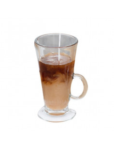 Libbey 8.5 oz. Irish Glass Coffee Mug - 24/Case