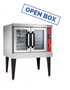 [OPEN BOX] Vulcan VC4ED-480V Single Deck Electric Convection Oven