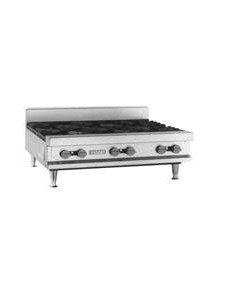 "Vulcan MG36-SEFBAT Gas 6 Burner 36"" Countertop Range"