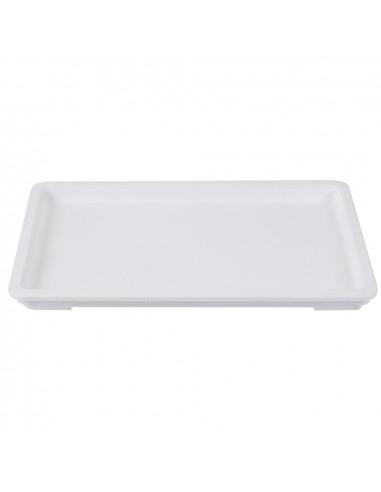 (DBC1826P148) غطاء أبيض لوعاء تخمير عجينة البيتزا