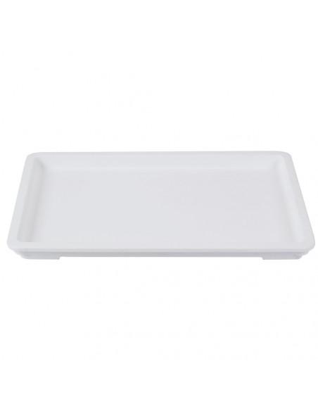 Cambro DBC1826P148  White Pizza Dough Proofing Box Lid