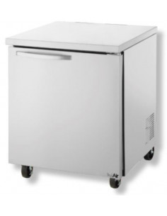 TruAir TUC-27 One Door Under-Counter Refrigerator