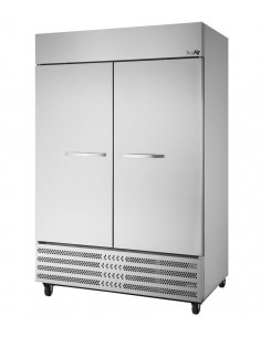 TruAir T-49 Two Doors Reach In Refrigerator