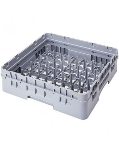 Cambro PR59500151 Soft Gray Camrack Peg Rack