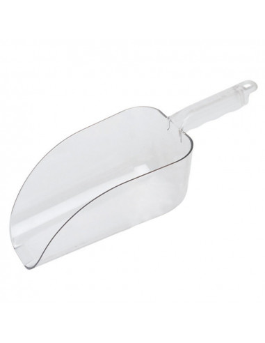 Cambro Camwear Clear Polycarbonate Scoop