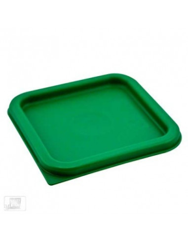 Cambro Square Polyethylene Lid for Food Storage Containers