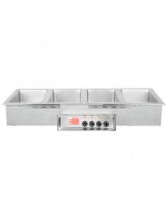 إيه بي دبليو HFW-4D - حوض حفظ الأطعمة الساخنة