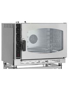 Bki 5-Pan Combination Oven